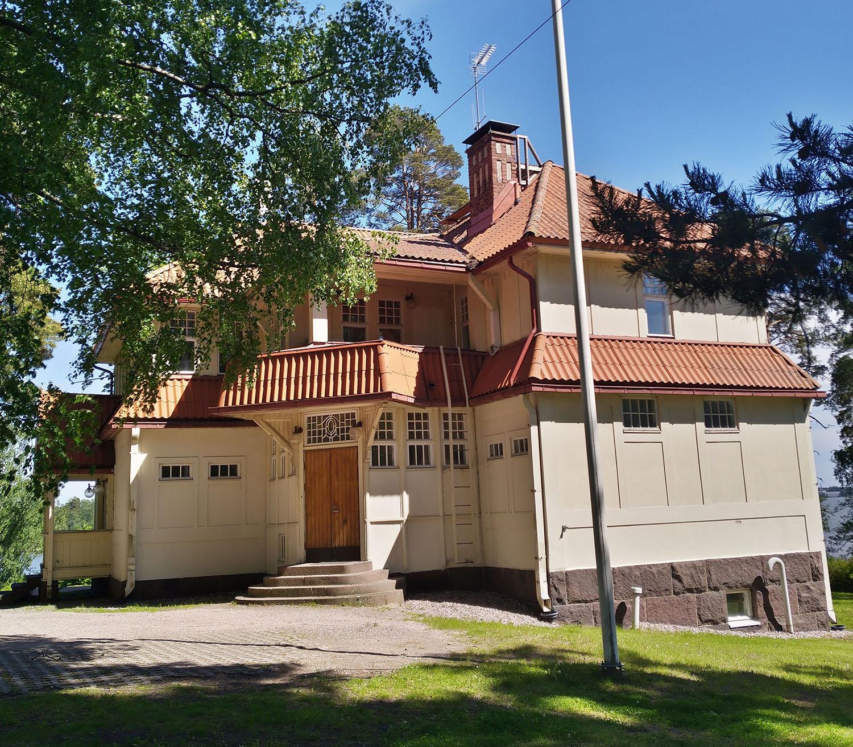 Villa Åkerblom juhlatila Espoo