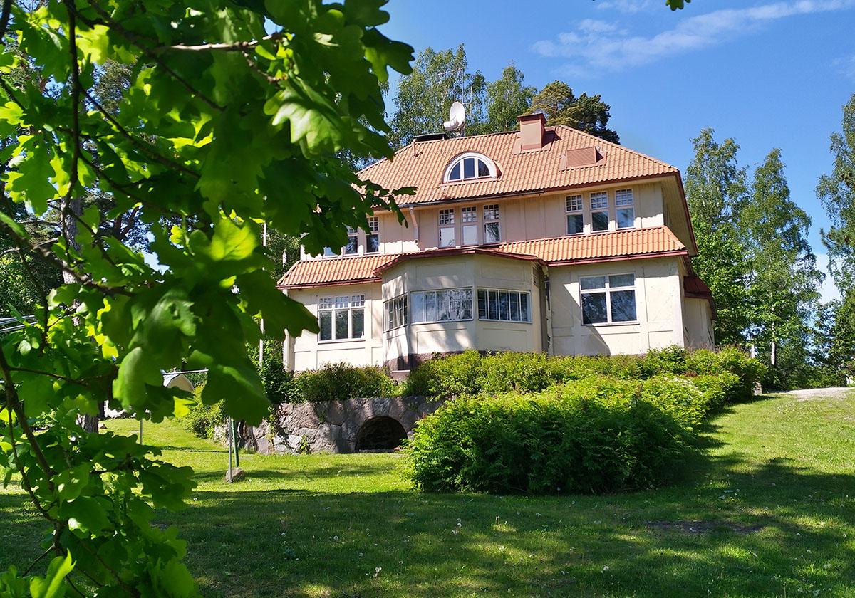 villa akerblom ***