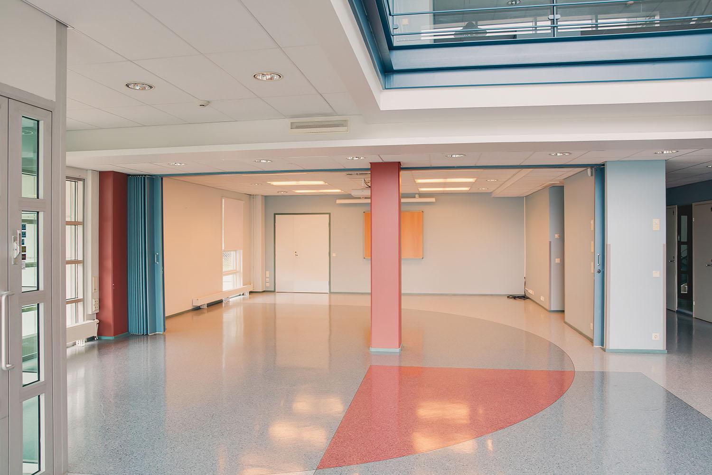 Vantaa Aviapolis showroom-tilaa